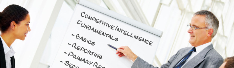 Certificate Competitive Market Intelligence Research